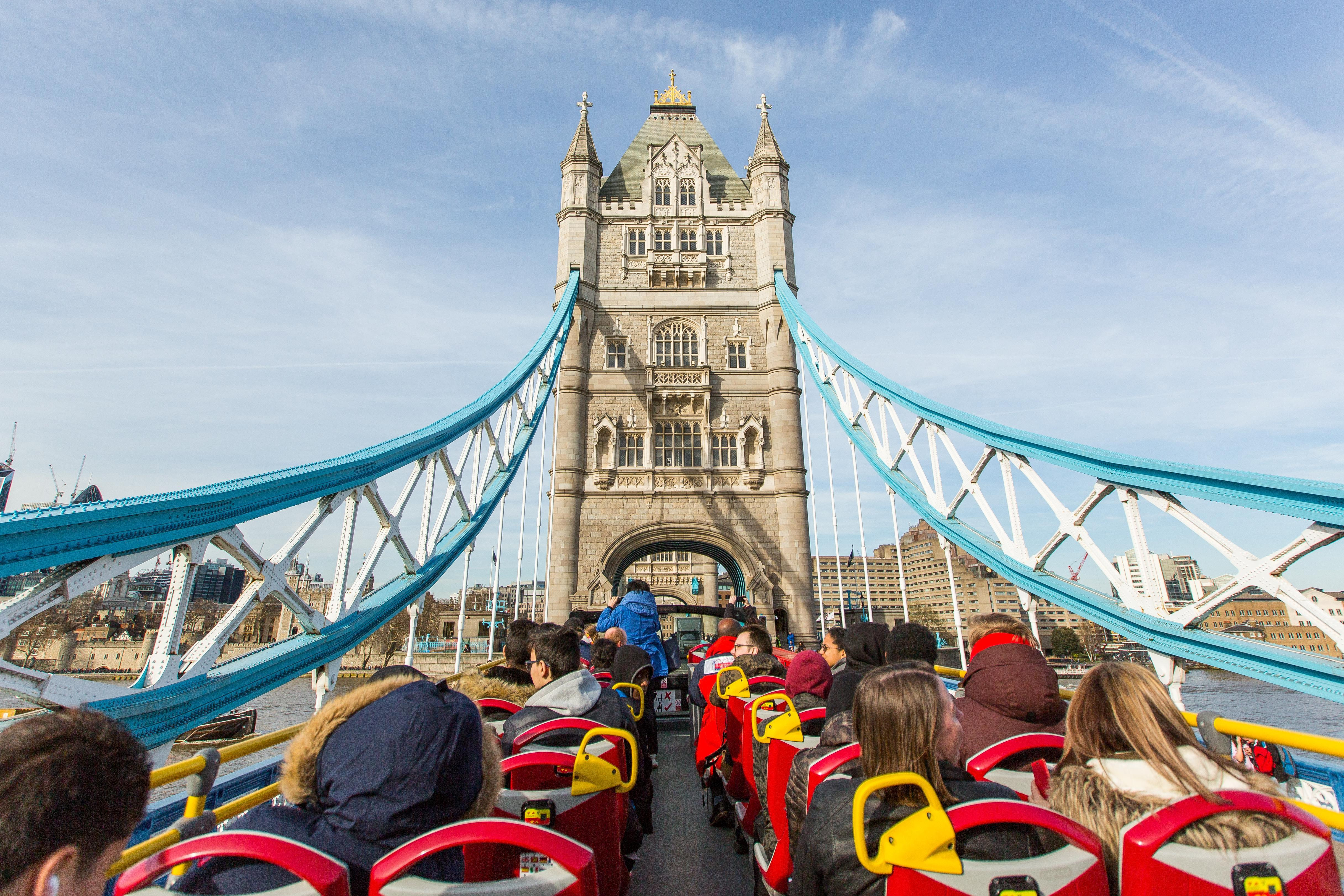 Sightseeing on a Budget in London