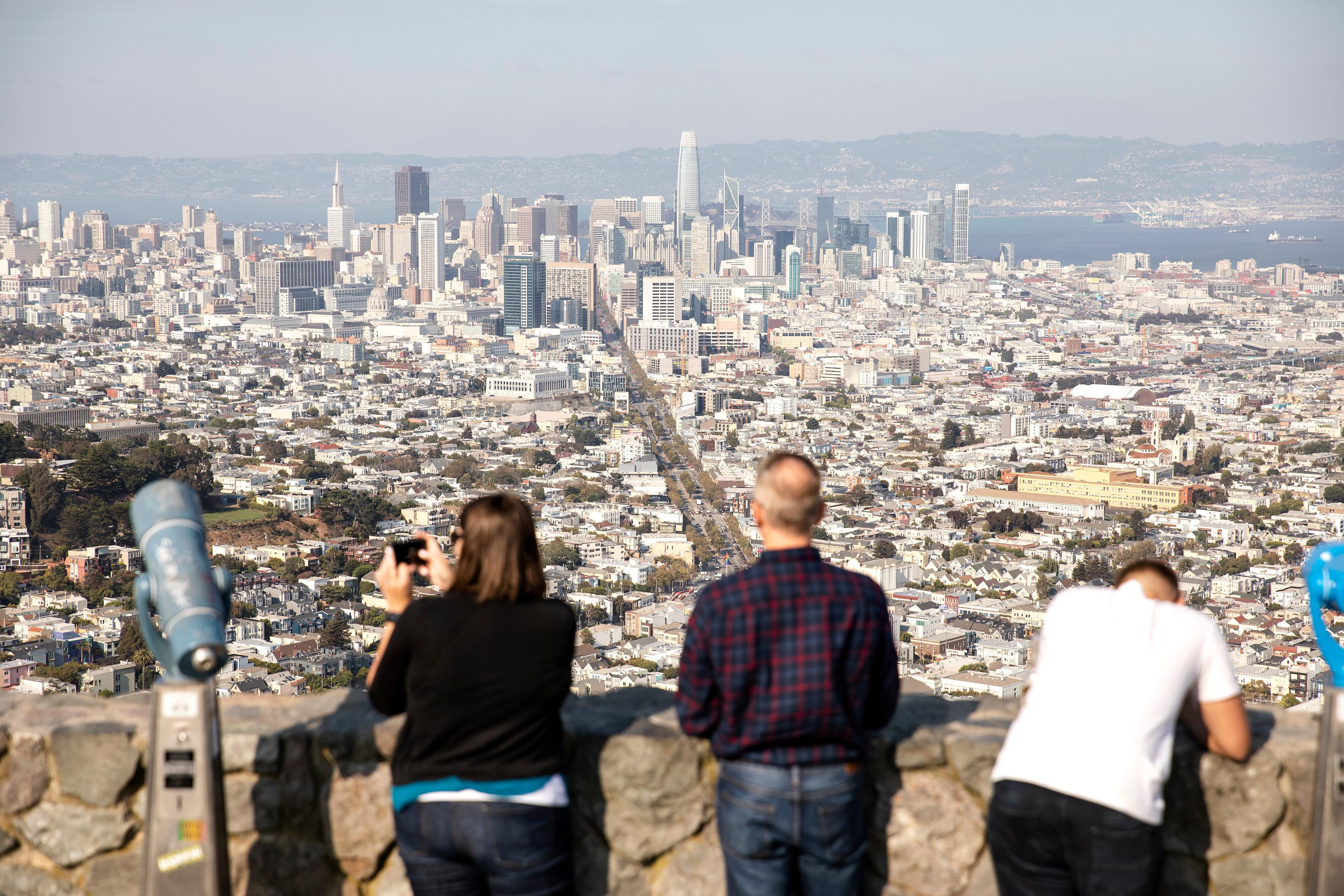 Where to Find the Best Views in San Francisco