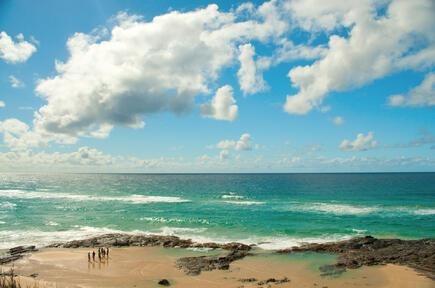 Top Beaches on Fraser Island