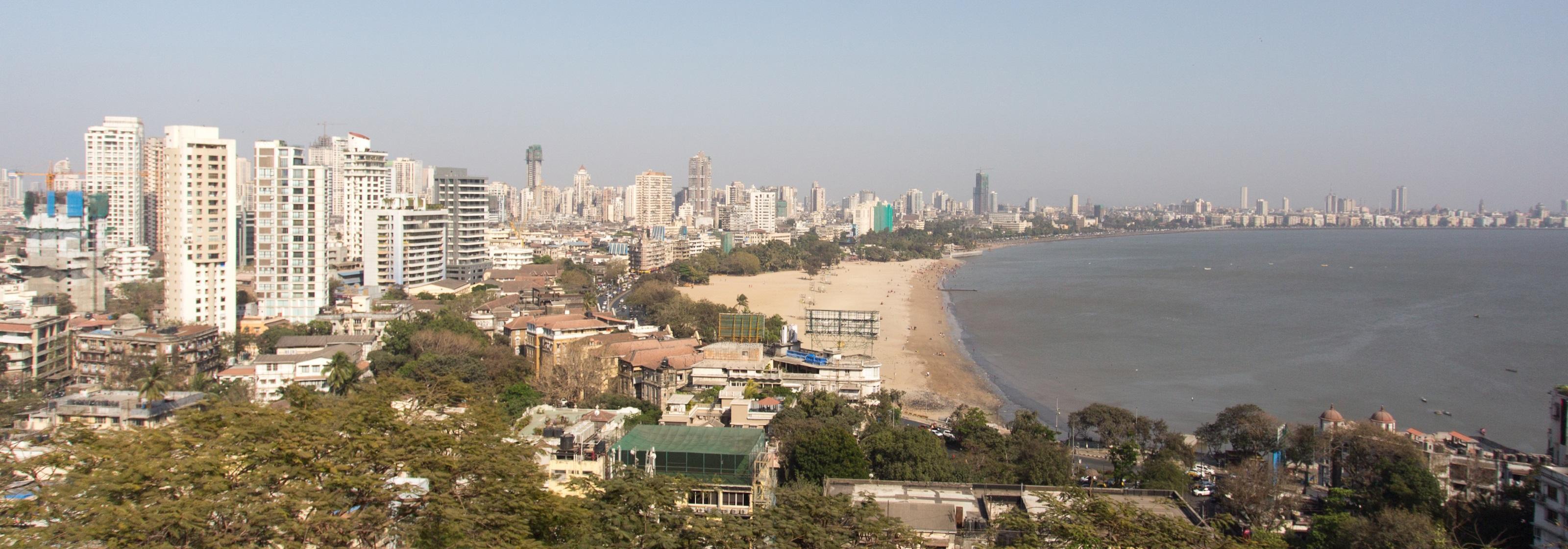 Aktivitäten in Mumbai