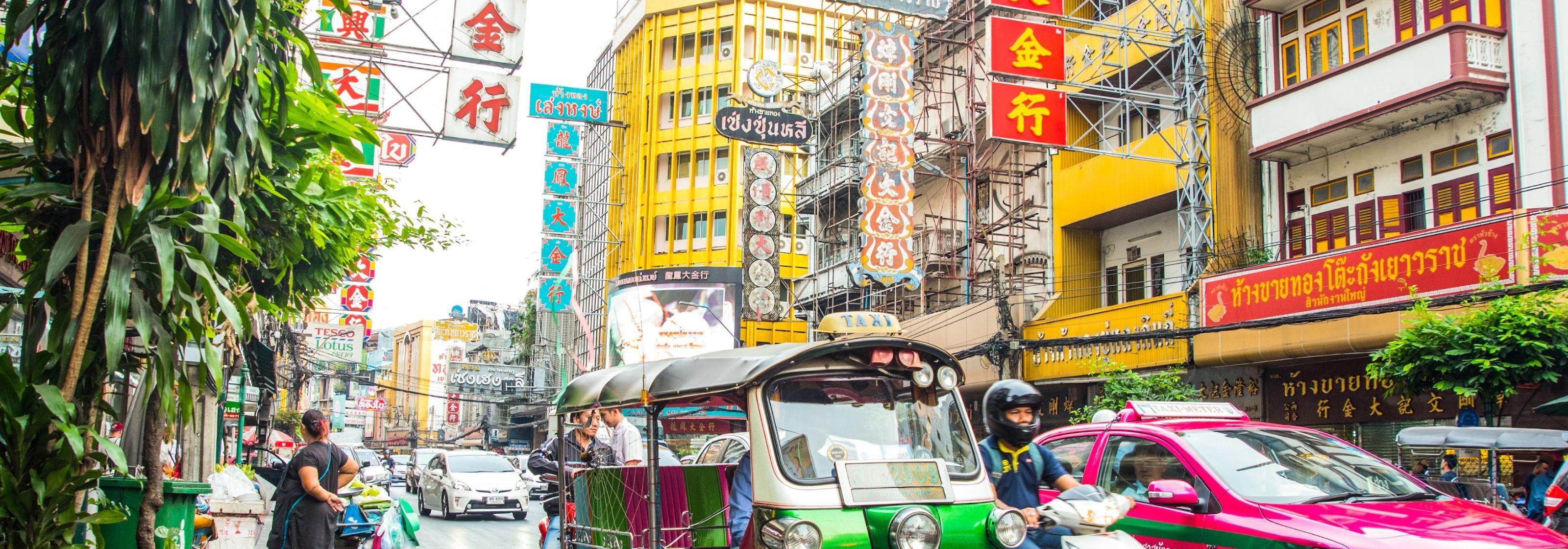 Choses à faire à Bangkok