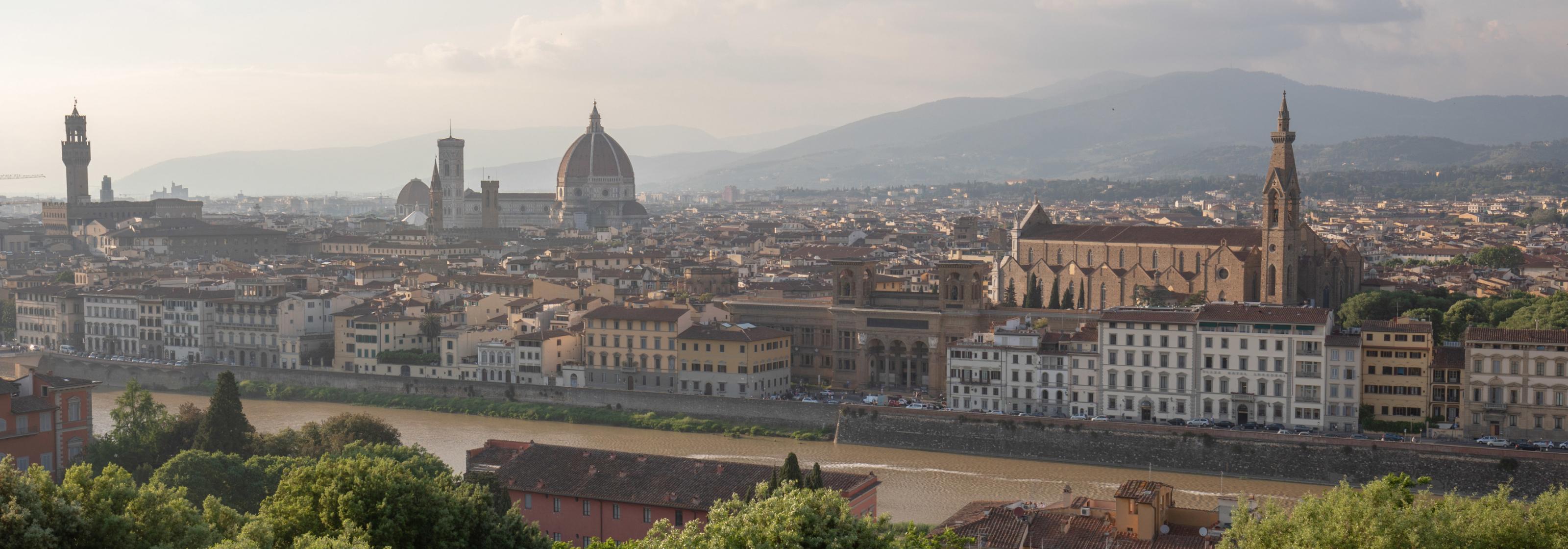 Aktivitäten in Florenz