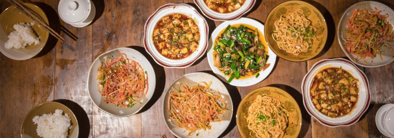 Aktivitäten in Chengdu