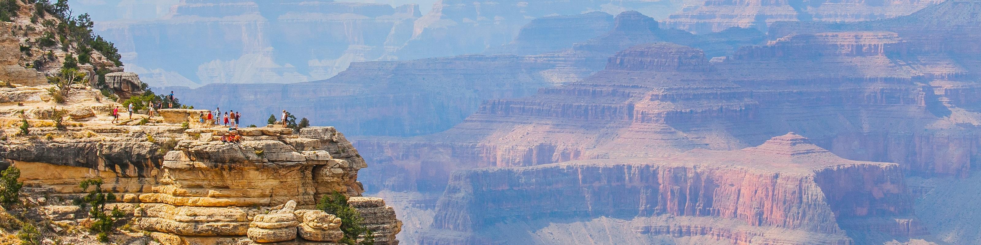 Où trouver les meilleures vues du Grand Canyon