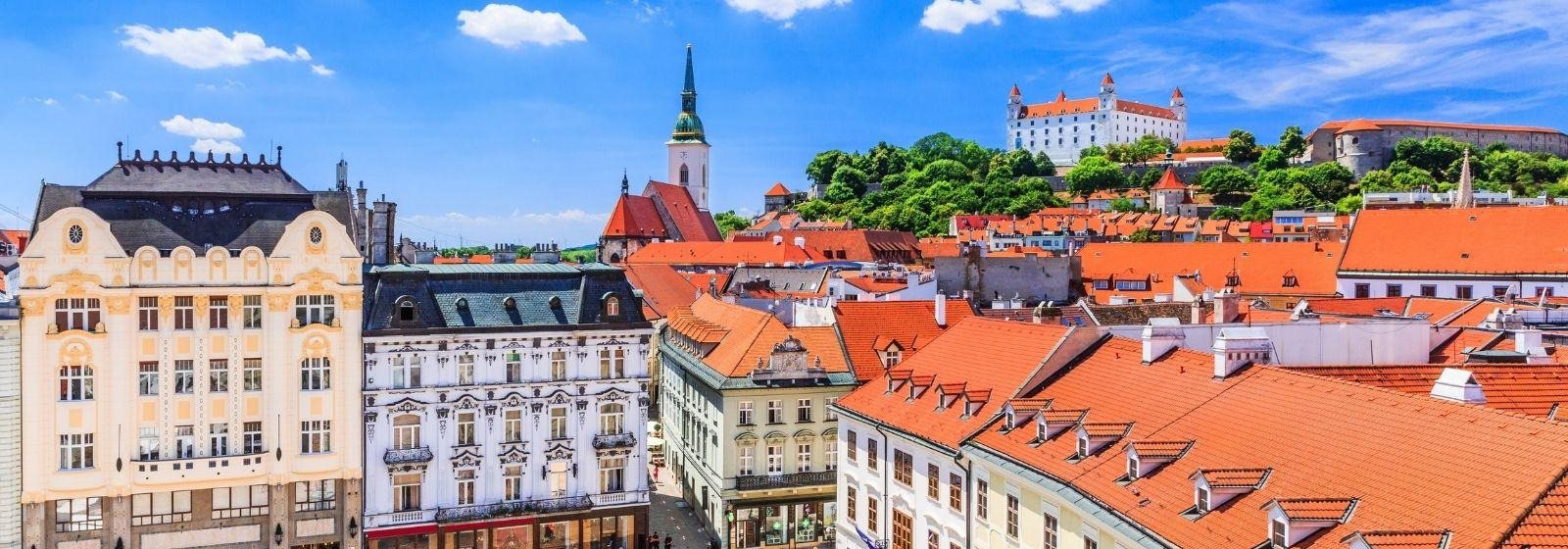 Things to do in Bratislava