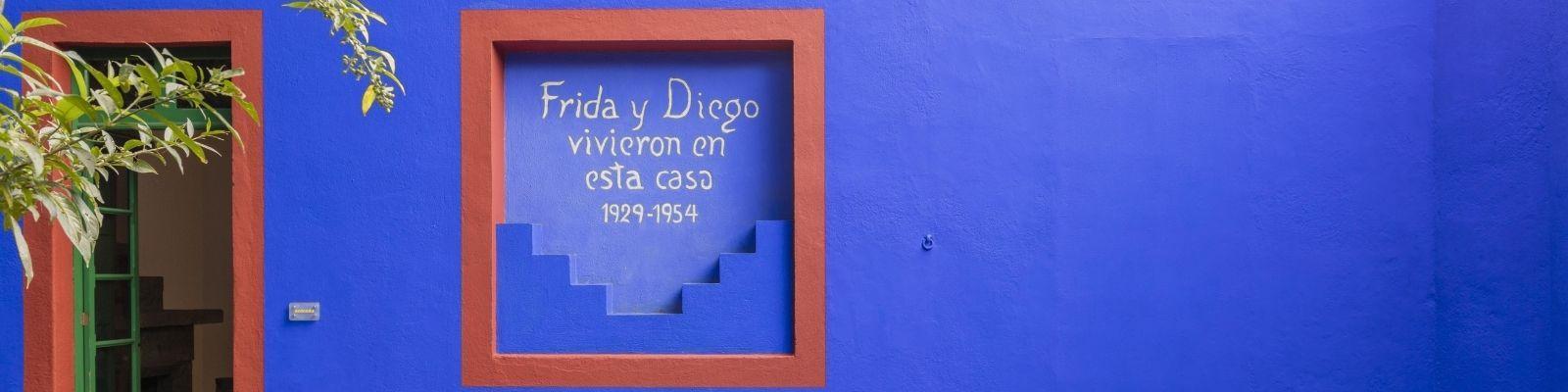 Frida Kahlo's Mexico City