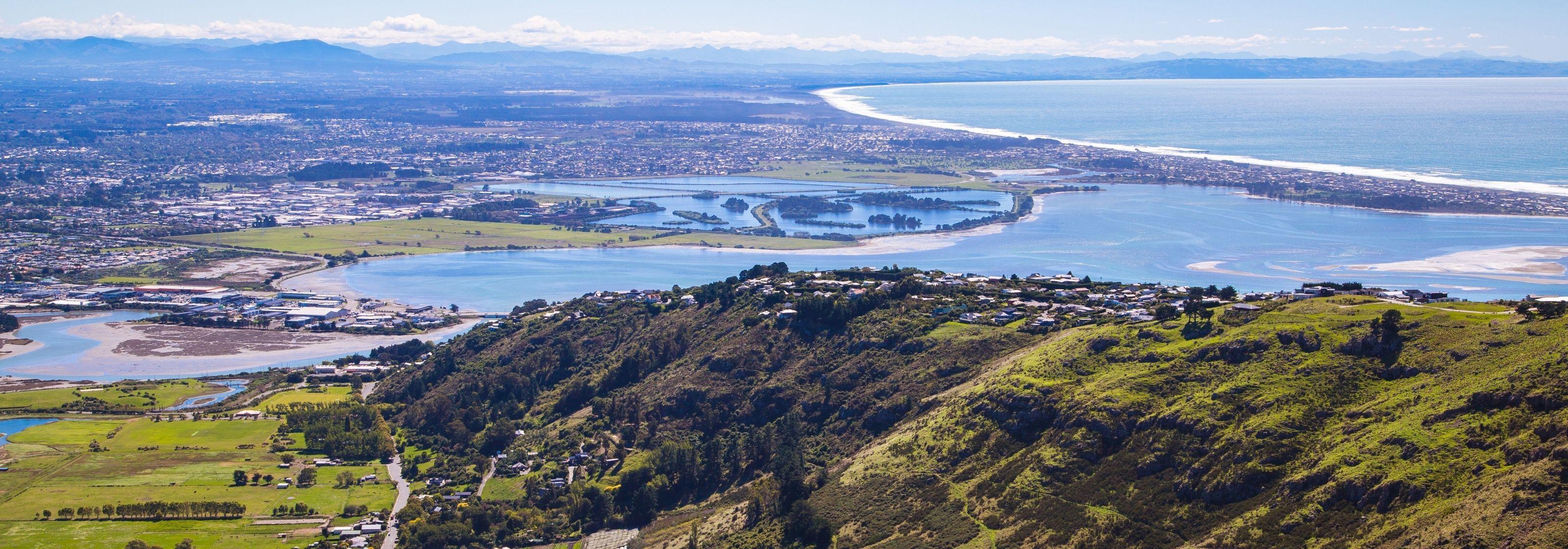 Aktivitäten in Christchurch