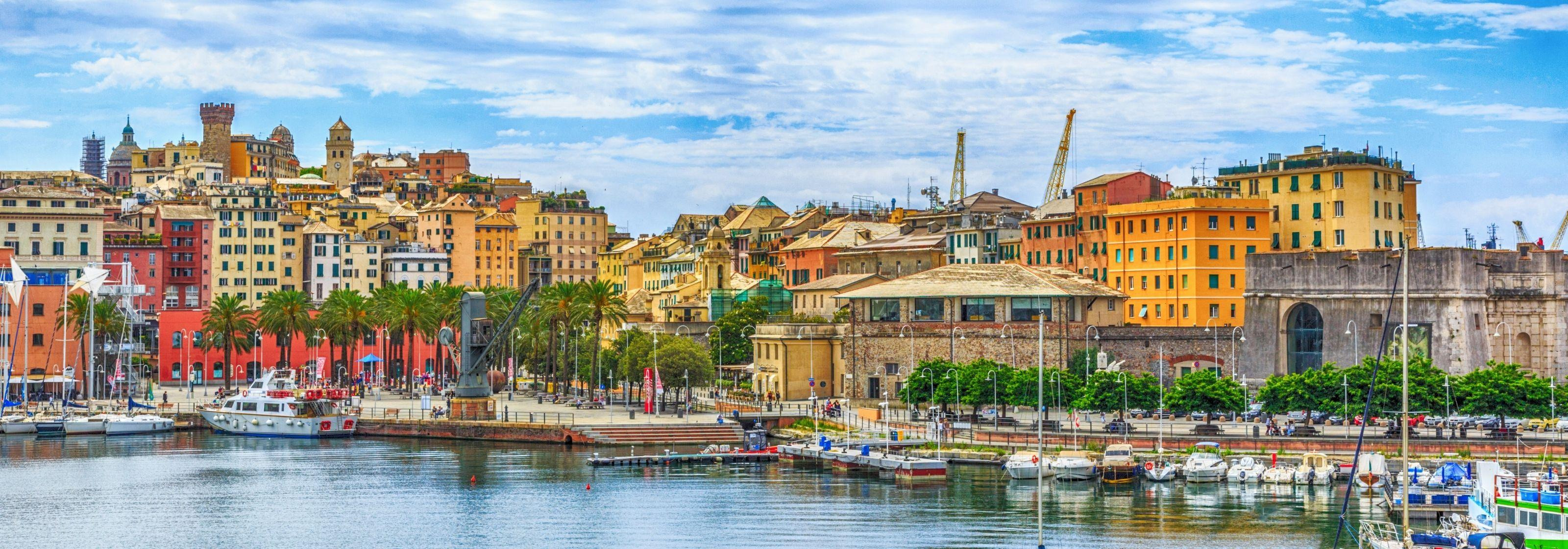 Things to do in Genoa