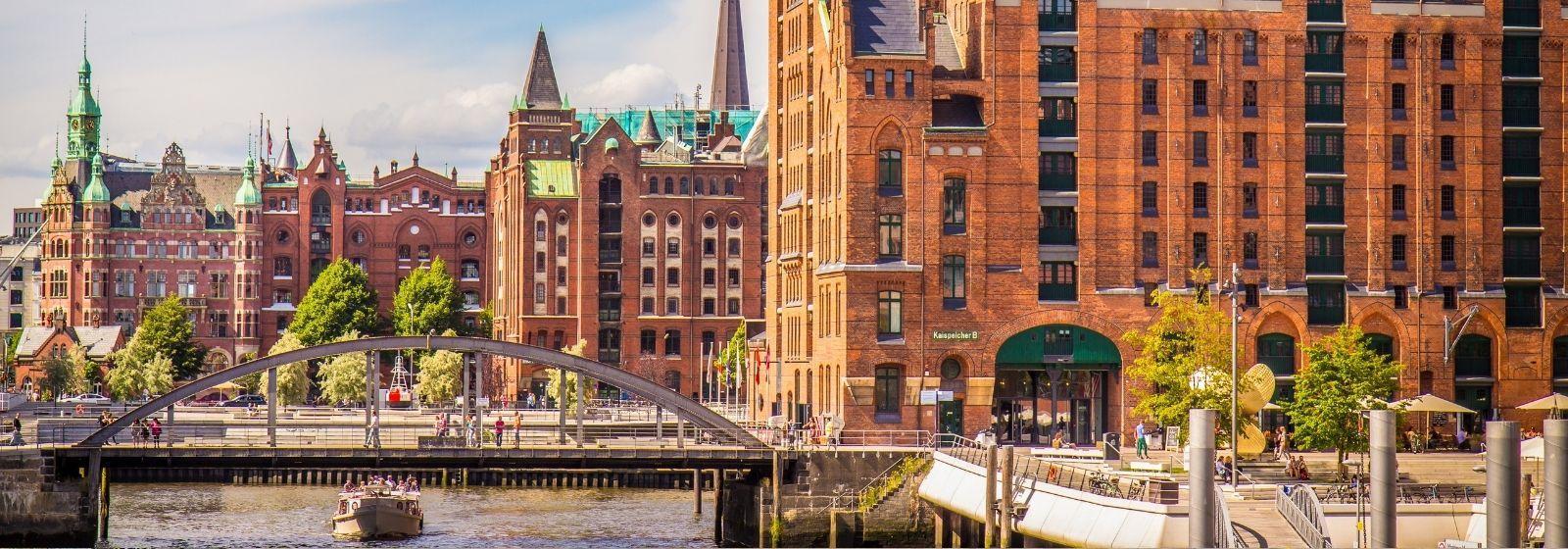 Things to do in Hamburg