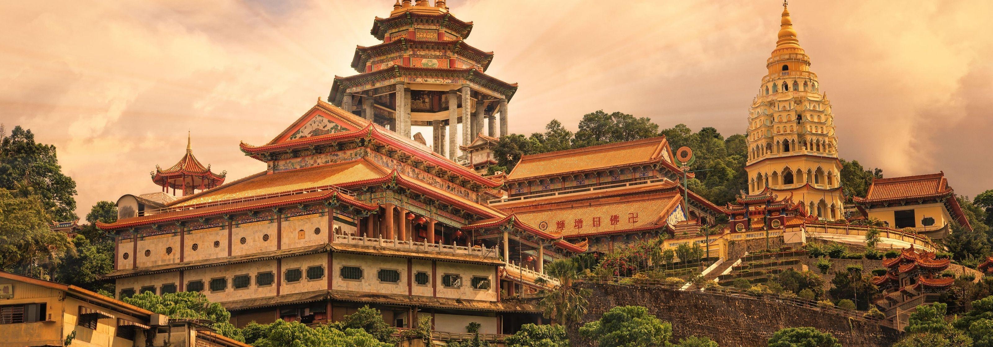 Aktivitäten in Penang
