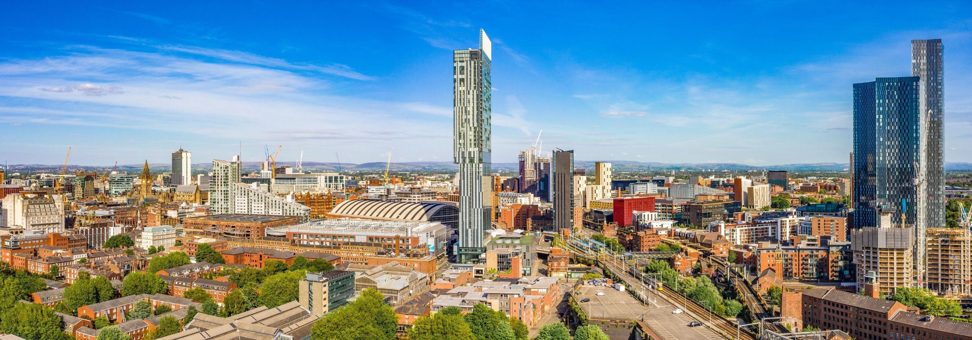 Aktivitäten in Manchester