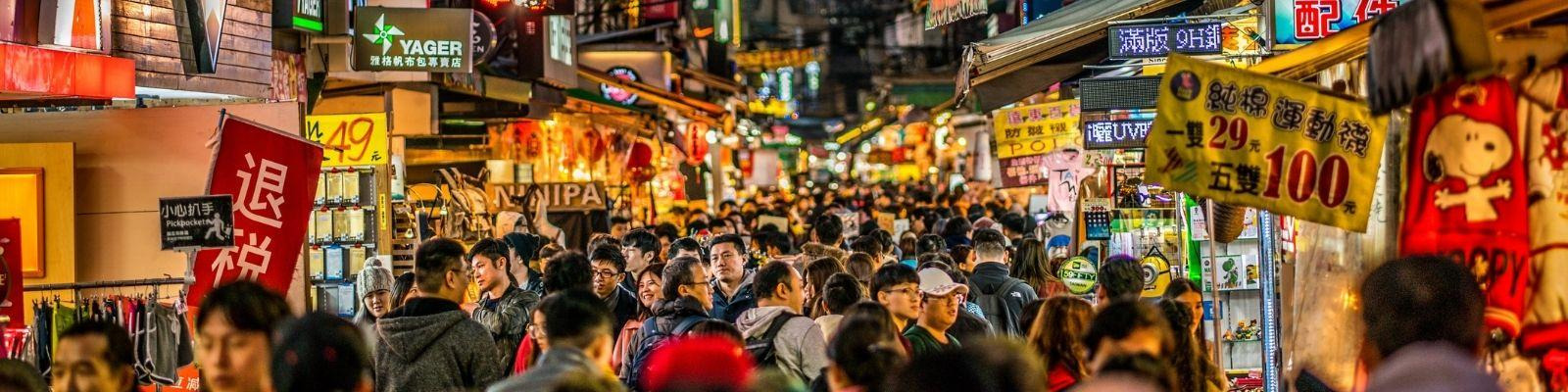 4 Must-Visit Night Markets in Taipei