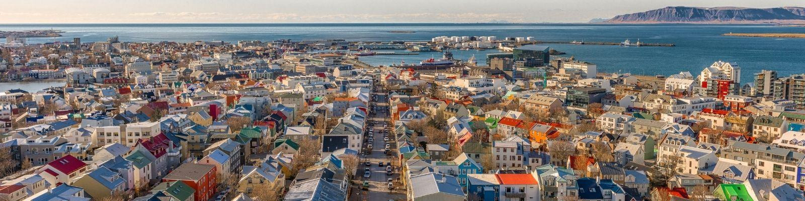 Where to Find the Best Views in Reykjavik