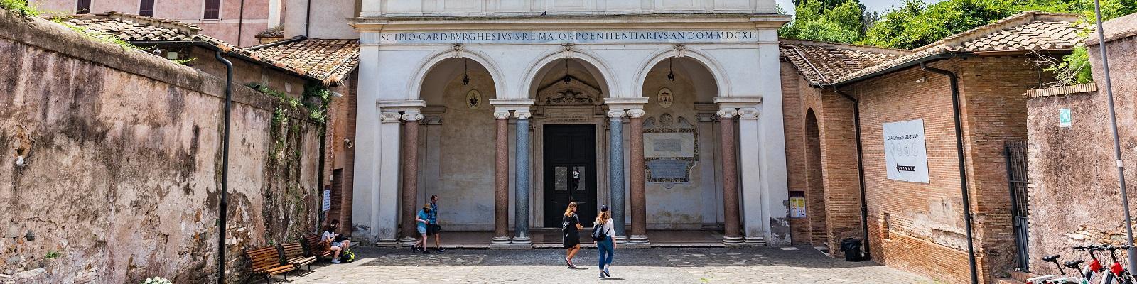The Catacombs of St. Sebastian in Rome