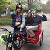 Tours per fietstaxi