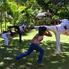 Aulas de artes marciais