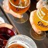 Excursões de cerveja e cervejarias