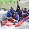 Rafting por rápidos