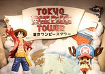 TOKYO ONE PIECE TOWER [LIVE&PARK PASS] : admission, attractions and a live show