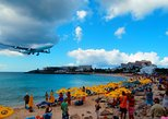 St Maarten Shore Excursion: Island Sightseeing and Beach and Shopping