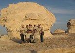 White Desert and Bahariya Oasis overnight