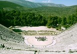 Epidaurus, Nafplio, and Mycenae Private Day Trip from Athens