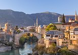 One-Way Transfer from Split to Dubrovnik with a Stop in Mostar