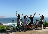 Barranco Bike Tour from Miraflores