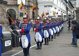 Changing of the Guard Ceremony including Government Palace Tour in Quito