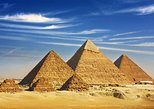 Full-Day Tour to Giza Pyramids, Memphis, and Sakkara