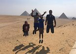 Africa & Mid East - Egypt: Day Tour to Giza pyramids Egyptian Museum Old Cairo and Khan El Khalili Bazaar