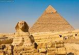 Full DAY TOUR TO GIZA PYRAMIDS EGYPTIAN MUSEUM AND KHAN KHALILI BAZAAR