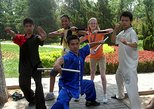 Small Group Tai Chi or Kung Fu Class plus Calligraphy Learning in Beijing