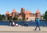 Full-Day Vilnius City Tour and Trakai Castle from Vilnius