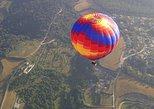 Flug im Heißluftballon über Barcelona