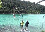 The Coral Flyer Zipline Adventure at Tunku Abdul Rahman Park from Kota Kinabalu