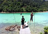The Coral Flyer Zipline Adventure at Marine Park from Kota Kinabalu