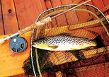 Brown trout fly fishing with fishing guide on Lough Corrib, County Galway. 1 day
