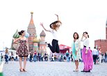 Skip The Line Kremlin and Red Square tour with Historic Downtown and Free Coffee
