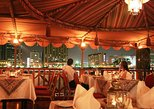 Abu Dhabi Dhow Dinner Cruise- Savor the Flavors of Arabia on a 2 Hours Cruise