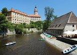 Prague to Vienna via Cesky Krumlov - private transfer with tour of Cesky Krumlov
