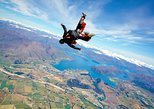 3-Hour Tour From Wanaka: Tandem Skydive From 12,000 Feet