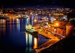 Valletta: Two Harbors Cruise by Night