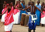Traditional Drumming and Dancing Class in Rwanda