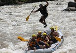 White Water Rafting class V