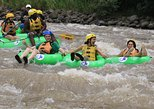 White Water Tubin in the river BALSA