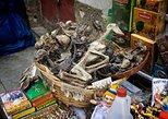 Bizarre witches and shamans tour in Gamarra Market