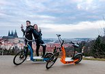 Private Grand City Tour of Prague on Electric Scooters