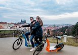 120 min PRIVATE e-Scooter Tour of Prague