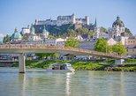 Salzburg Sightseeing City Cruise on Salzach River